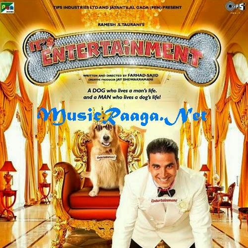 Entertainment Hindi Mp3 songs