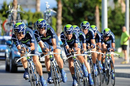 equipos vuelta ciclista España