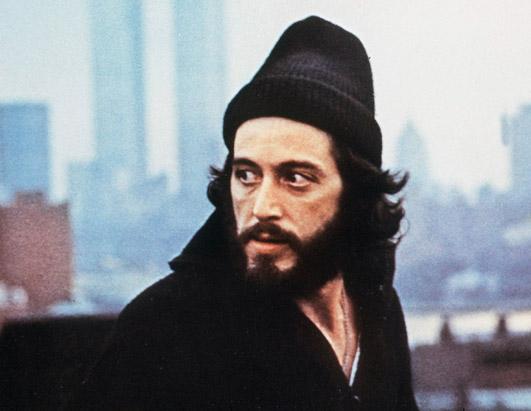 Al Pacino Serpico image