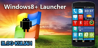 Download Windows8+ Launcher v1.9.3 Apk
