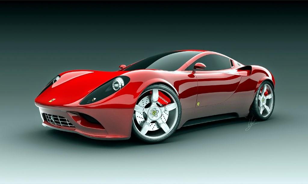 Foto Mobil Sport Ferrari
