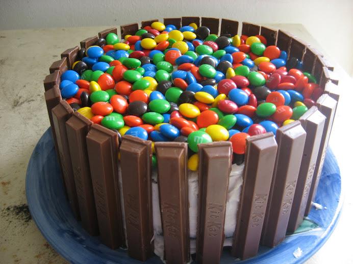 Kit Kat Kake