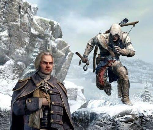 Los Mejores Juegos para PS3 2012 (PlayStation 3) Assassins Creed 3