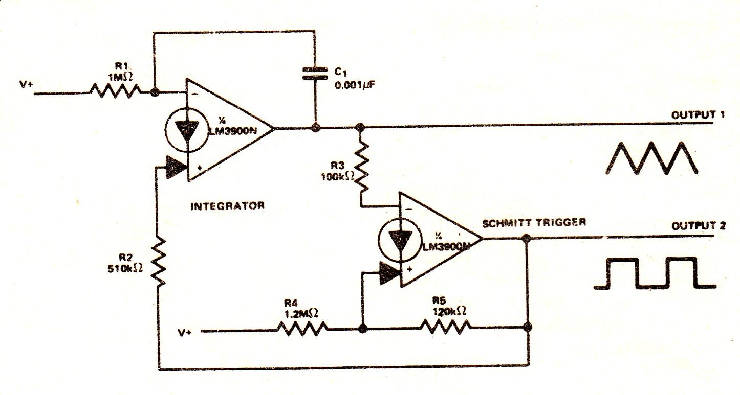Triangular Wave Generator Giftsforsubs