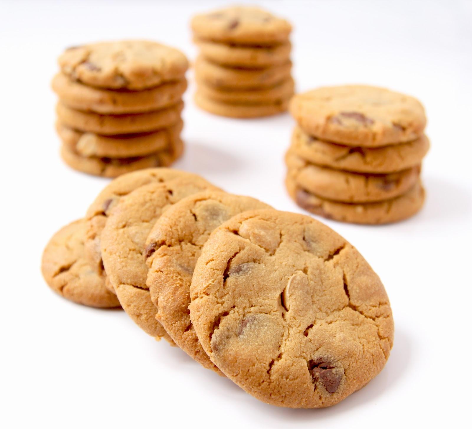 Batonnets Au Chocolat Et Aux Cacahuètes: La Cuisine De Bernard : Cookies Au Beurre De Cacahuètes Et