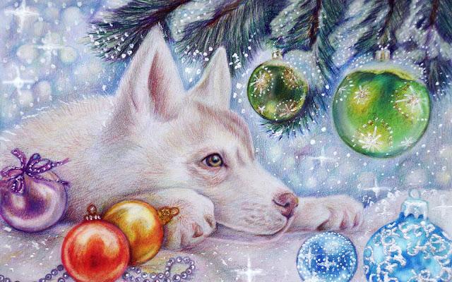 Hình nền chúc mừng giáng sinh đẹp nhất