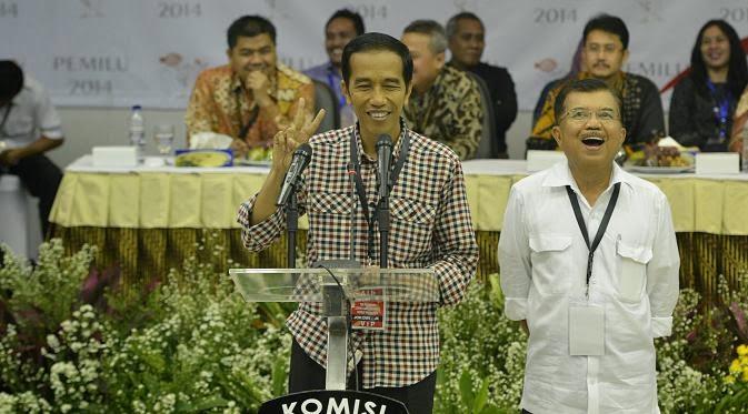 Inilah Enam Pelanggaran Kampanye Jokowi-JK Versi Kubu Prabowo-Hatta