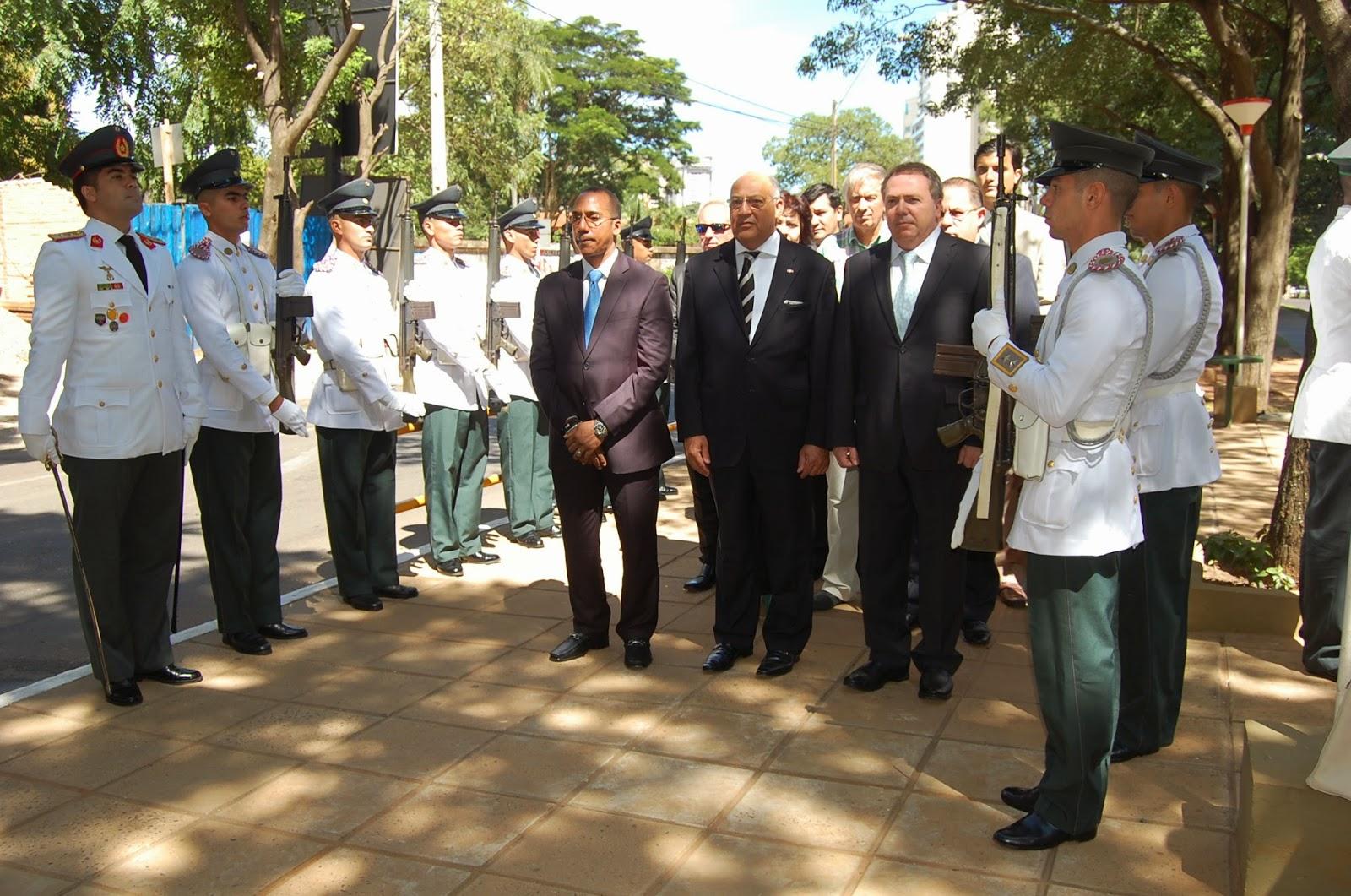 Embajada Dominicana en Paraguay celebra 202 natalicio del Padre de la Patria