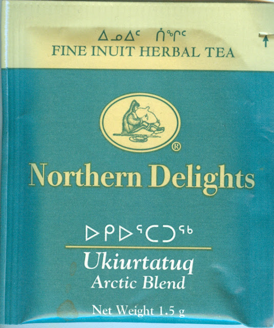 Northern Delights Fine Inuit Herbal Tea Ukiurtatuq Arctic Blend Tea Found at Natural Selections - http://goo.gl/WEzda