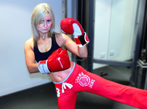 Lorna Jane Kick Boxing