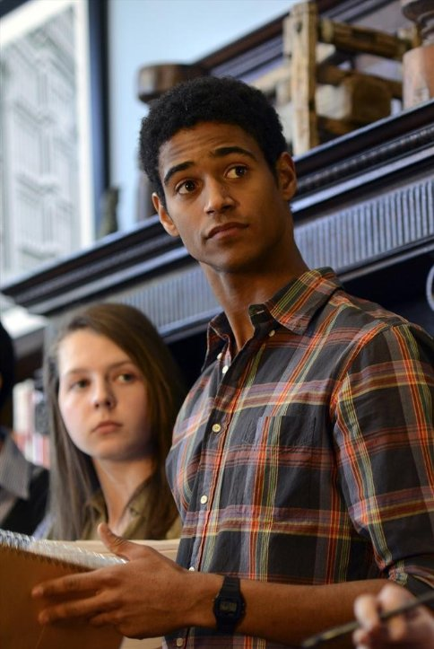 Favorite Hunks & Other Things: Favorite Hour Of TV This ... Alfred Enoch Sherlock