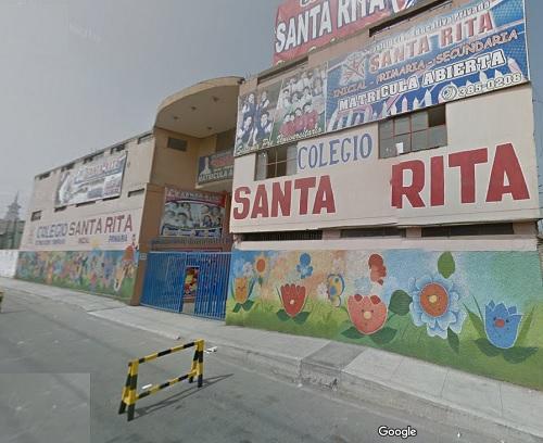 Escuela SANTA RITA - El Agustino