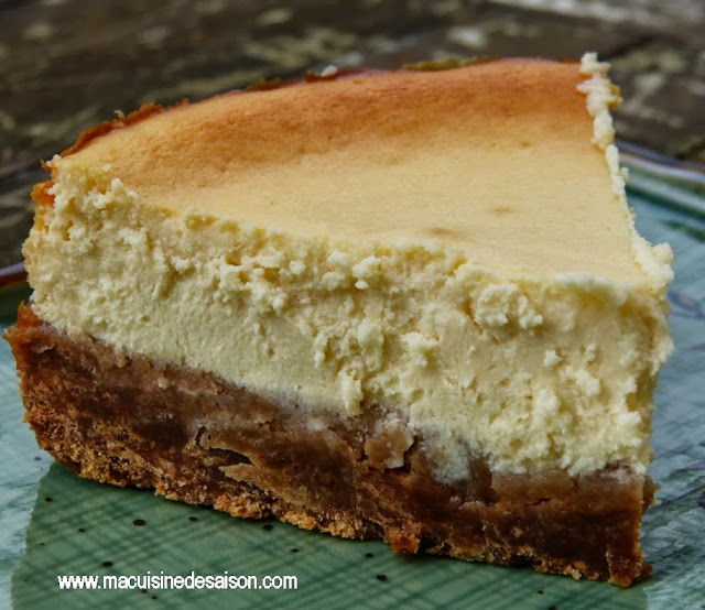 Cheese cake aux framboises