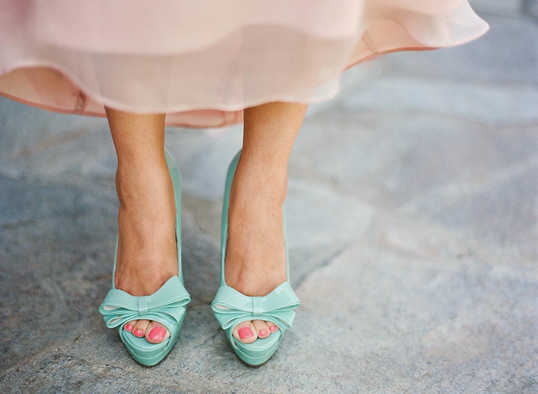 Atractivos zapatos de novia | Colección