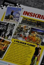 Blog Mr. OD Masuk Majalah