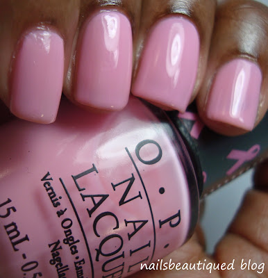OPI Pink of Hearts 2012 Collection