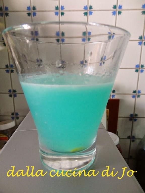 blue gimlet