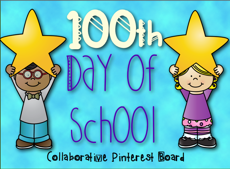 https://www.pinterest.com/happylilkinder/100-days-of-school/
