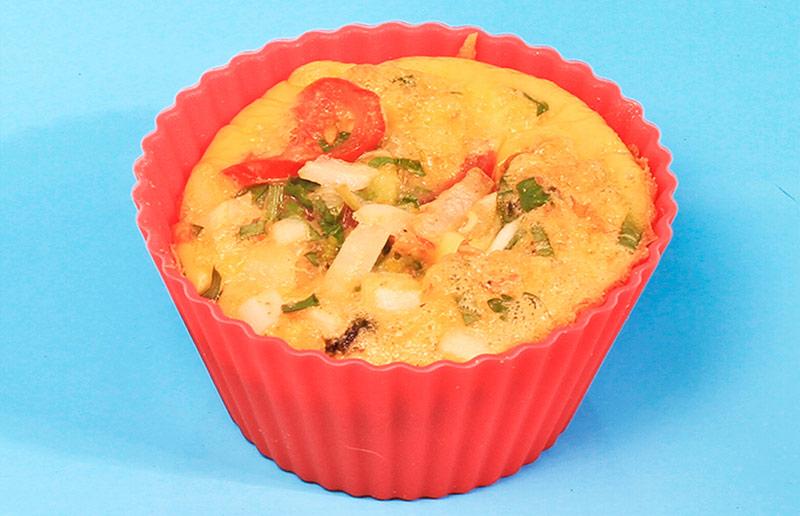 Muffin: receita simples sem gluten e sem lactose