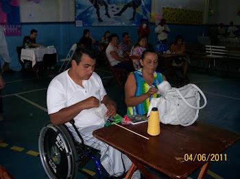 ANIVERSARIO DE UM ANO DA AAPNE-04/06/2011