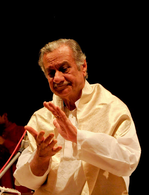 Pt. Vijay Kichlu at the National Brother's Concert