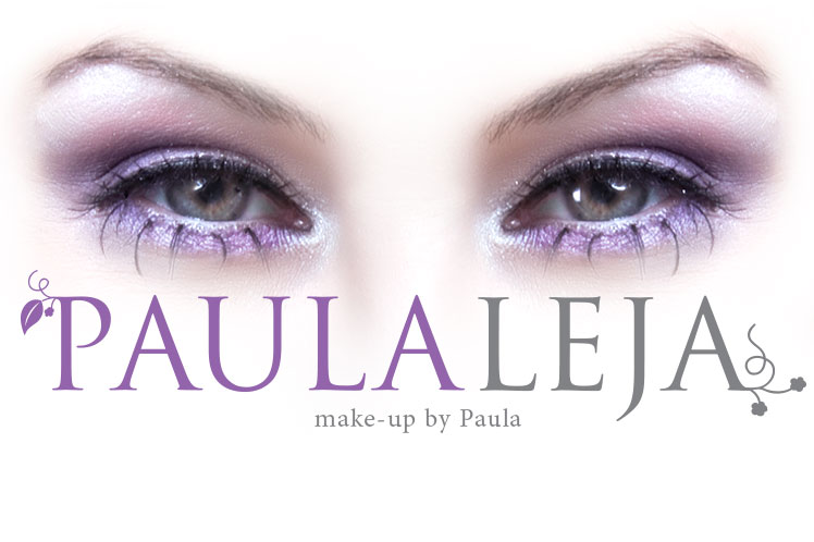 make-up by Paula
