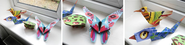 Christmas gifts, Christmas gifts for girls, Origami
