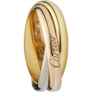 Trinity Wedding Bands 56 Ideal Cartier Trinity Ring with
