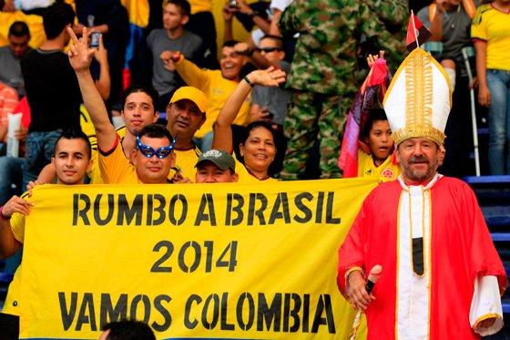 ¡Así llega Colombia al duelo contra Paraguay!