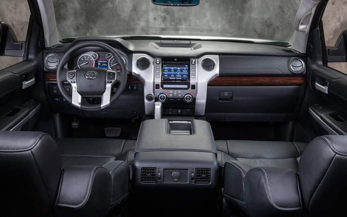 2014 Toyota Tundra Widescreen HD Wallpaper 2