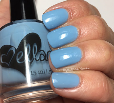 ellagee 2016 Pantone Duo; Bella Blue