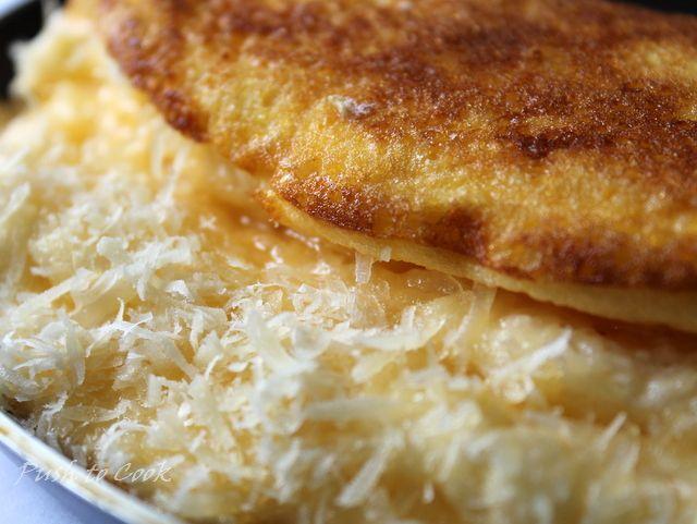 Базовый рецепт омлета-суфле