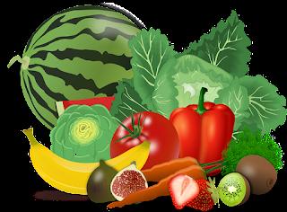 Buah dan sayur untuk menghilangkan jerawat