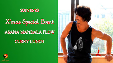 12月23日(土) X'mas Special Event/kazuya先生
