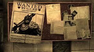 La cartelera de Arkham.