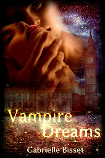 Vampire Dreams Blog Tour: Interview with Gabrielle Bisset
