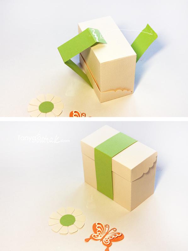 Скрапбукинг для начинающих пошагово с коробочки