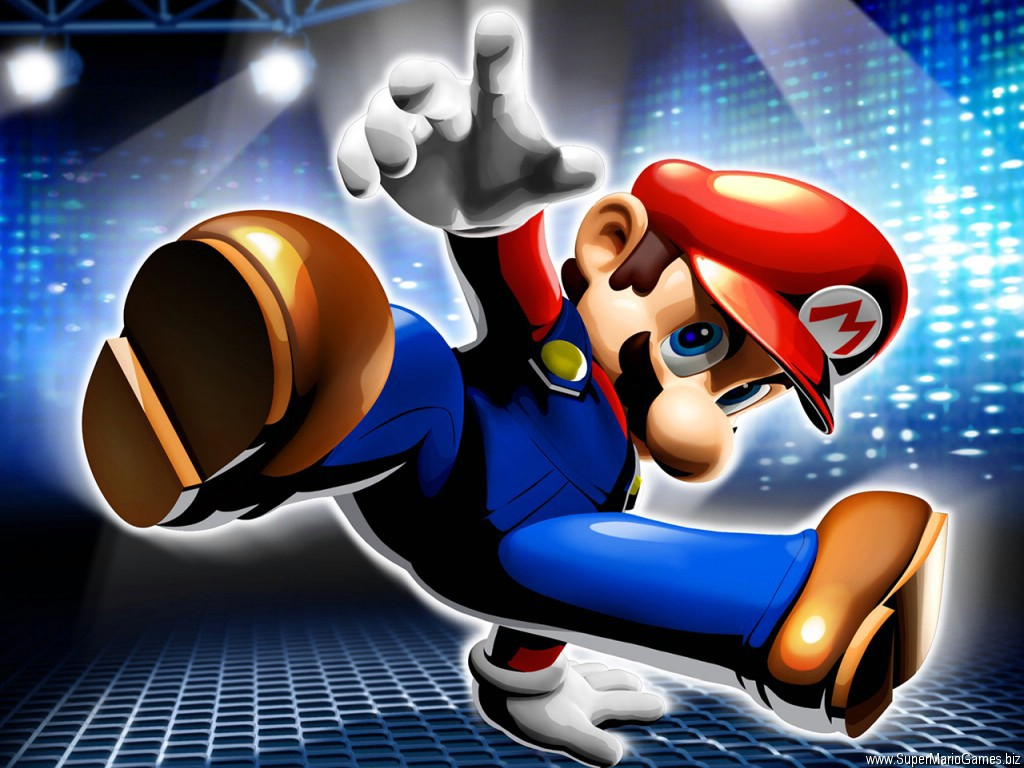 Super Mario HD & Widescreen Wallpaper 0.469807442192178