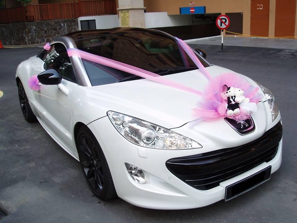 12 Luxury Wedding Car Decoration Ideas - Home Decor