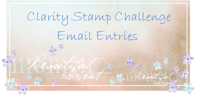 Clarity Stamp Email Entries Blog