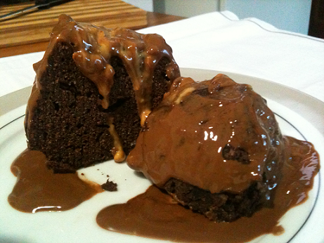 Chocolate Peanut Butter Coconut Flour Mug Cake