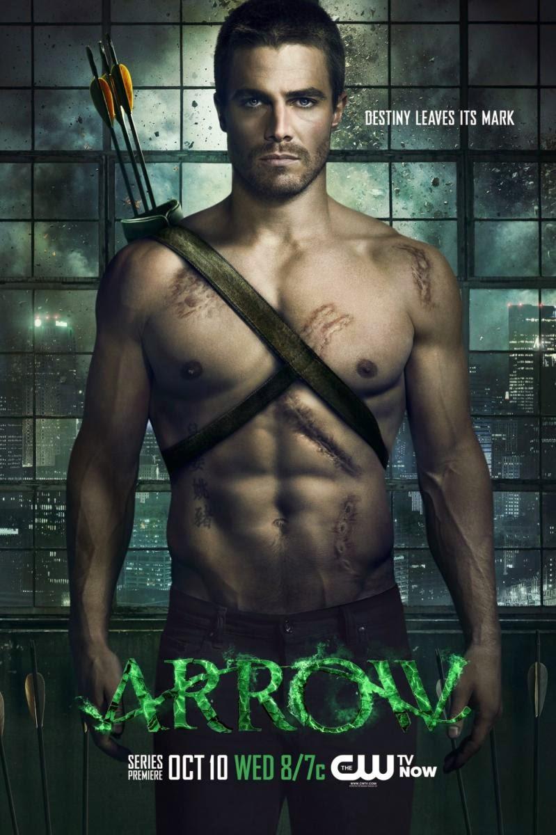 arrow, el zorro con gafas