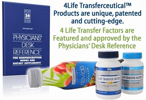 4 Life Transfer Factor