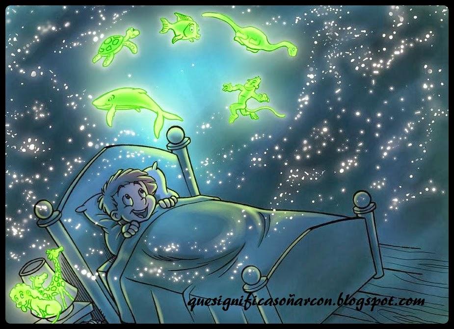 cual es el significado de soñar con magia