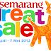 SEMARANG GREAT SALE 2013 (SEMARGRES) COMING SOON