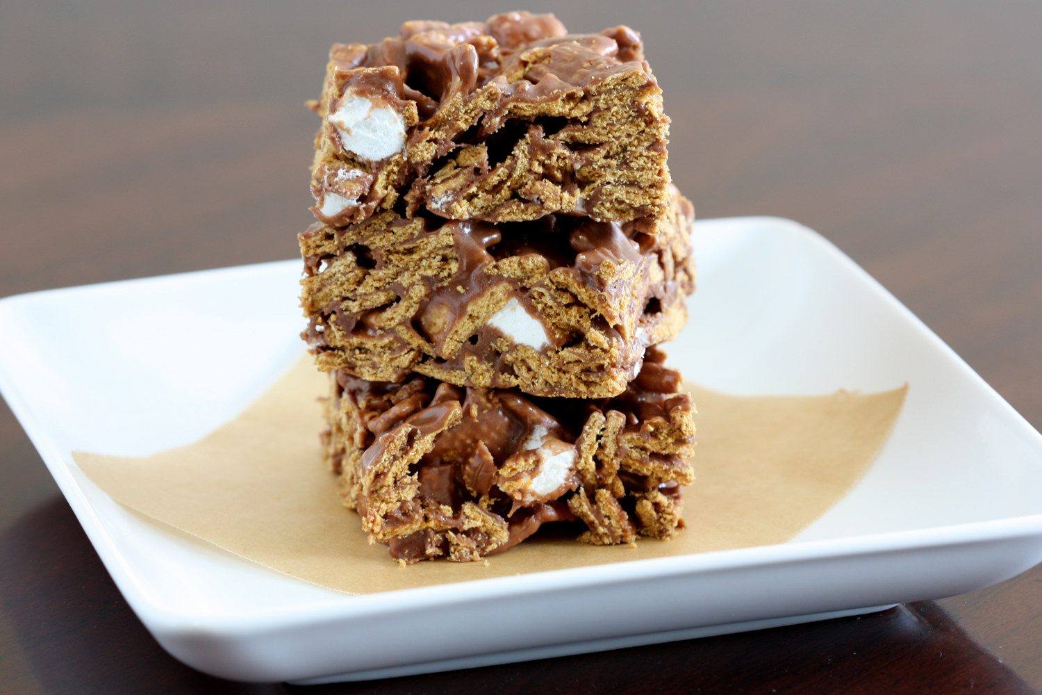 That Winsome Girl: Golden Grahams S'more Bars