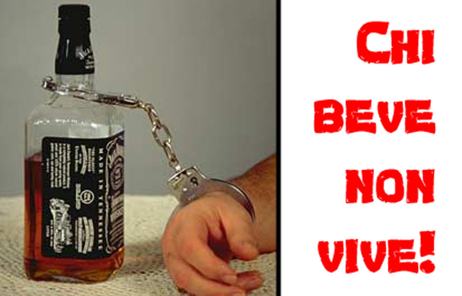 Trattamento di dipendenza alcolica in chiesa