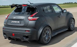 Sesudah dipamerkan di arena Goodwood Speed of Festival Nissan Juke R atau baby of Godzila cuma ada 17 unit.