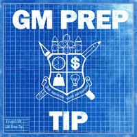 GM Prep Tip: Predetermined Flexibility