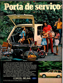 história anos 70; propaganda década de 70; Brazilian advertising cars in the 70s; reclame anos 70; Oswaldo Hernandez;